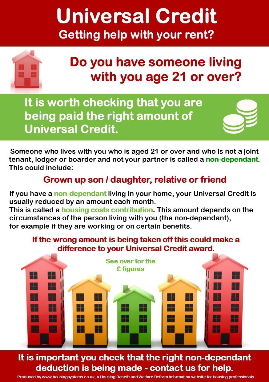 benefit cap leaflet